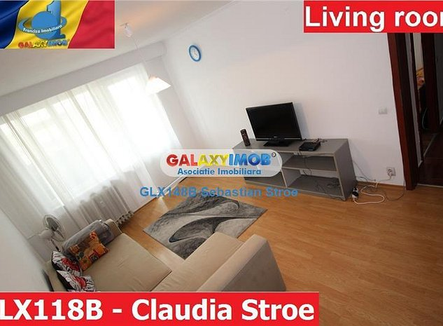 Apartament 3 camere Brancoveanu decomandat mobilat utilat comision 0 - imaginea 1