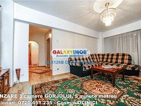 Apartament de vânzare 3 camere în Bucuresti, Gorjului