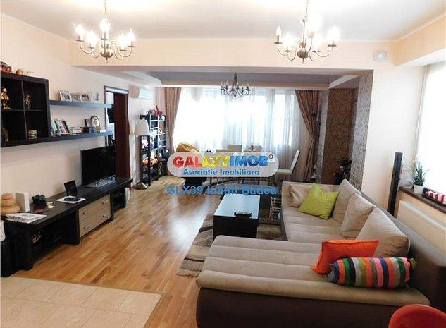 Apartament 2 camere et 2/4 -bloc 2012 - Herastrau - Nordului - imaginea 1