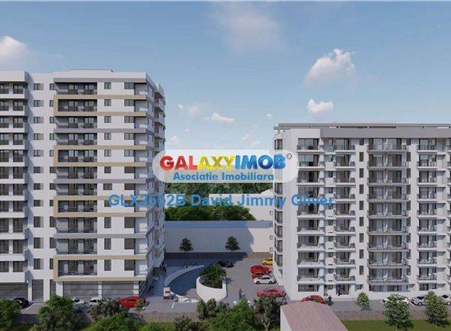 Pallady Towers Residence apartament 2 camere TIP STUDIO - imaginea 1
