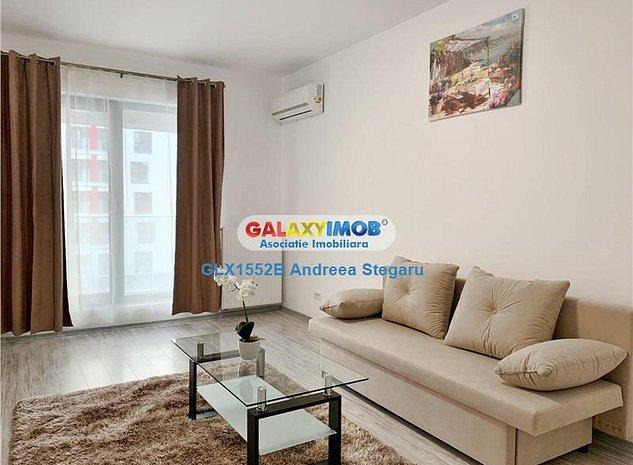 Apartament 2 camere, decomandat, prima inchiriere - Plaza - Lujerului - imaginea 1