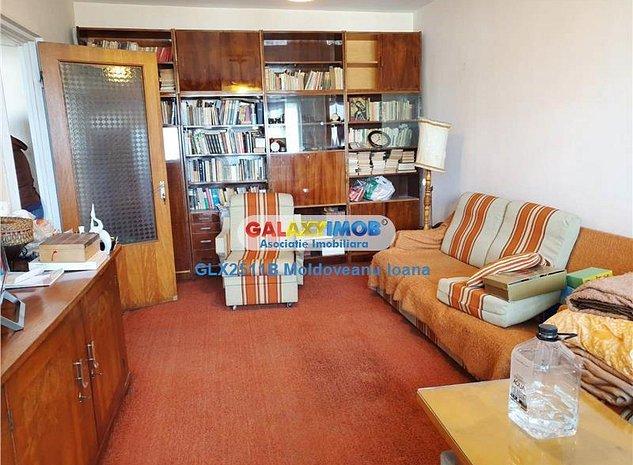Apartament 2 camere decomandat - Metrou Dristor - imaginea 1