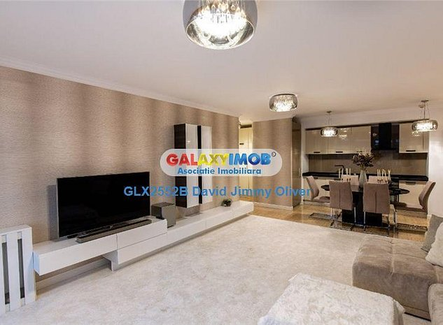 Apartament 3 camere - 100 mp utili - Decebal InCity Residence - imaginea 1