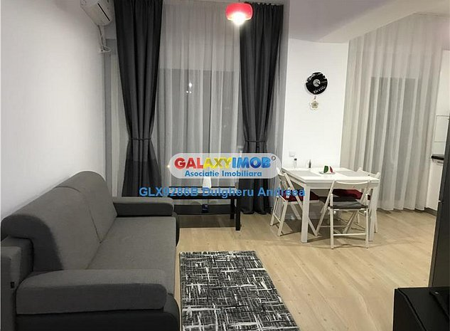 Inchiriere apartament 2 camere in Dristor - New City Residence - imaginea 1