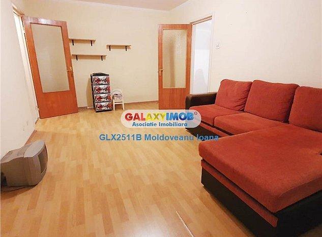 Apartament 2 camere etaj 5/10 Metrou Nicolae Grigorescu - Parc IOR - imaginea 1