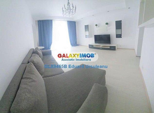 Apartament lux 3 camere Rond Alba Iulia, loc parcare, 2 bai, balcon - imaginea 1