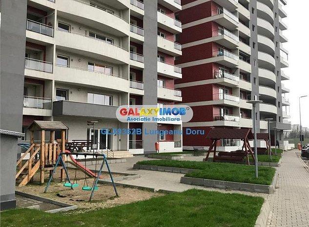 Apartament 3 camere Bucurestii Noi, Parcare Subterana!!! - imaginea 1