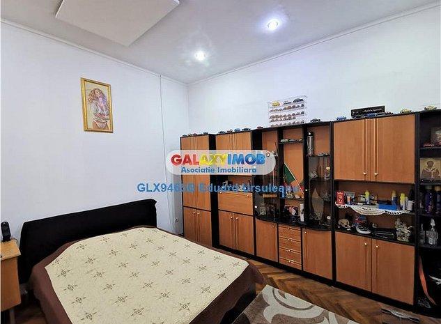 Apartament 4 camere Unirii - Cosbuc, 2 bai, balcon mare - imaginea 1