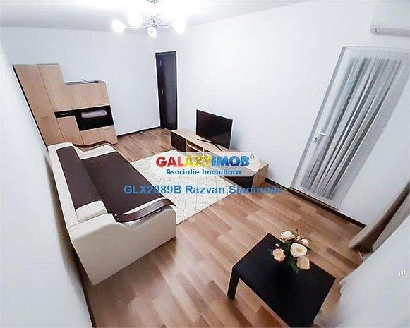 Apart 3 camere mobilat renovat utilat DRISTOR centrala parcare - imaginea 1