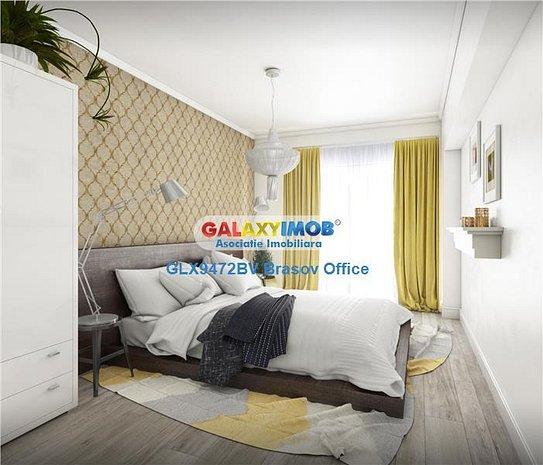 0% Comision - Apartament NOU, 2 camere - Tractorul - imaginea 1