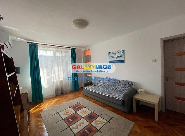 Inchiriere apartament 2 camere cochet/echipat Academia Militara - imaginea 1