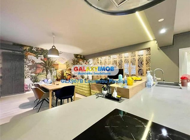 New! Premium 3 camere Laguna Residence Barbu Vacarescu Floreasca - imaginea 1