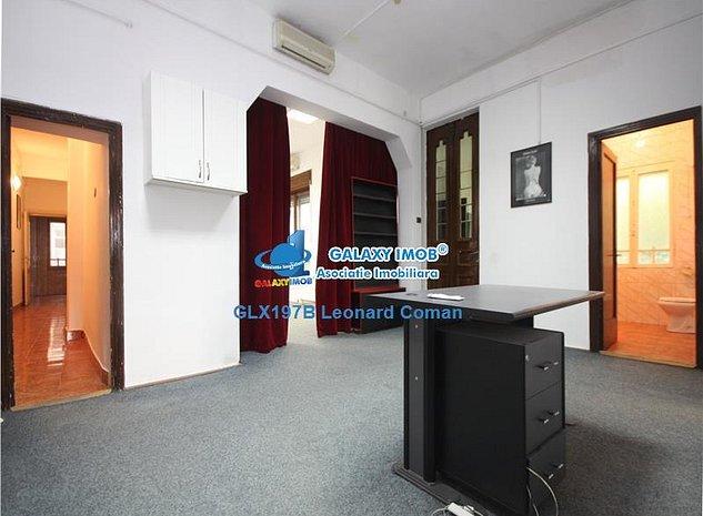 Inchiriere etaj 145 mp in vila bd Carol - imaginea 1