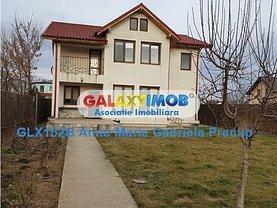 Casa de închiriat 7 camere, în Cornetu, zona Central