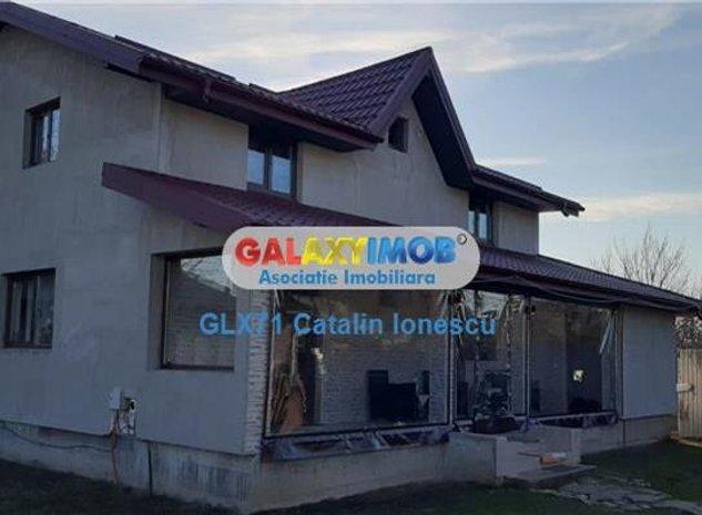 Vanzare casa constructie nou Balanoaia Giurgiu - imaginea 1