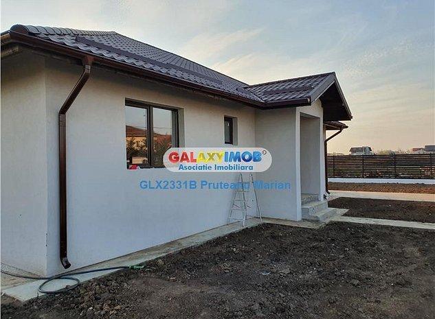 Vanzare Casa Singal in Domnesti in apropriere de Bariera - imaginea 1