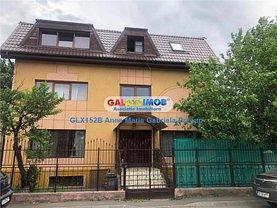 Casa de închiriat 9 camere, în Mogoşoaia, zona Central
