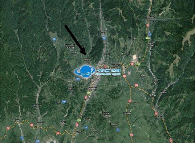 Teren 80.000 Mp - Campulung Muscel - Complex Magura - imaginea 1