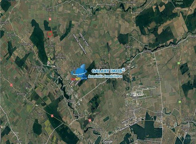 Teren pentru dezvoltare ansamblu rezidential - imaginea 1