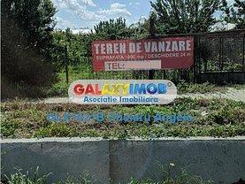 Teren constructii de vânzare, în Colibasi, zona Central