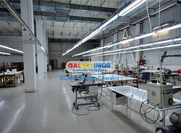 Vanzare hala si birouri, Militari Metro,investitie sau uz propriu - imaginea 1
