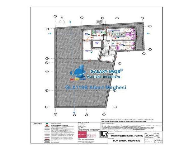 Vanzare-Inchiriere Hotel D+P+2+M Strada Labirint 1160 mp - imaginea 1