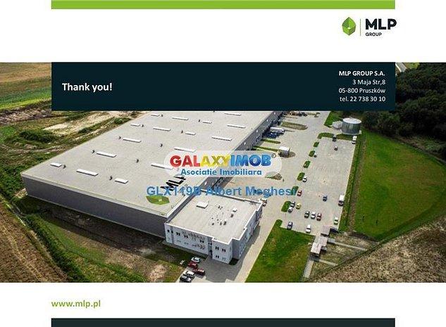 Inchiriere Spatii Industriale Parc Logistic 4000-95000 mp Comision 0% - imaginea 1