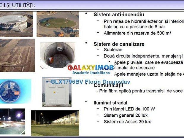 Hala de 1080 mp de vanzare/inchiriere, acces TIR fara restrictii! - imaginea 1
