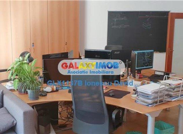 Spatiu birouri Herastrau Nordului, parcare, metrou - imaginea 1
