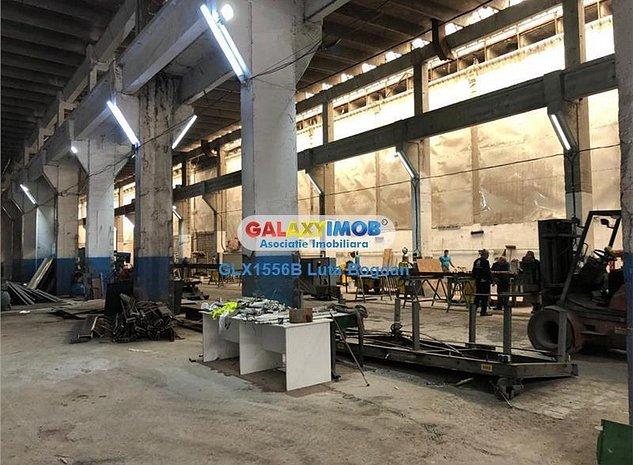Vanzare hala de productie cu pod rulant, zona Giurgiului/Progresul - imaginea 1