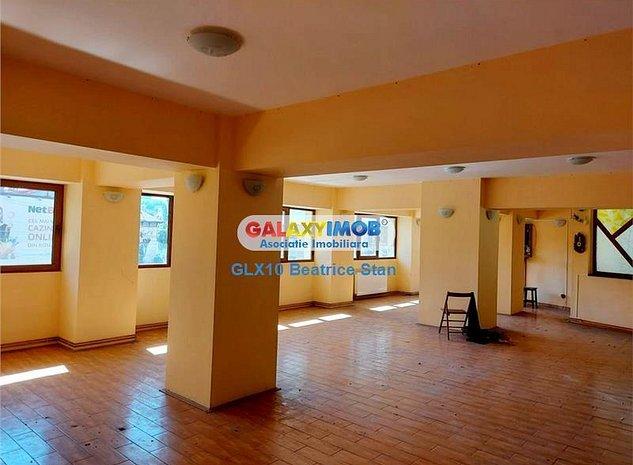 Hochparter cladire birou/comercial open space Maria Rosetti - imaginea 1