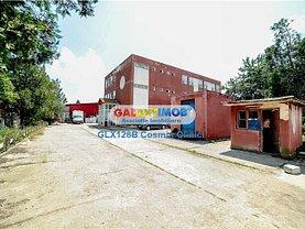 Vânzare spaţiu industrial în Jilava, Central