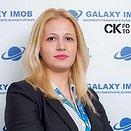 Elena Draghia Agent imobiliar din agenţia GALAXY IMOB