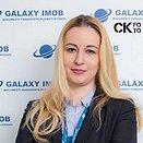 Claudia Stroe Agent imobiliar din agenţia GALAXY IMOB