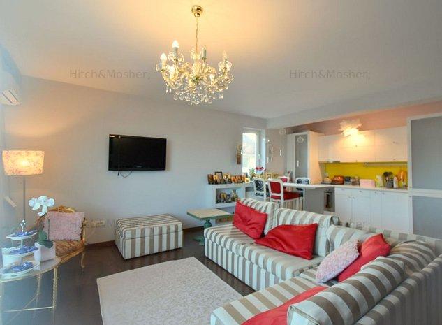 Apartament cu 2 camere - zona Ferventia - Dumbravita - imaginea 1