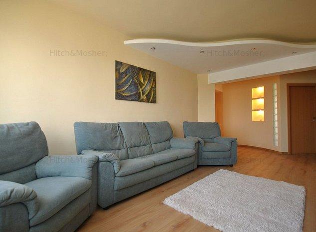De inchiriat apartament in Timisoara, 4 camere, amenajat, langa Iulius Mall - imaginea 1