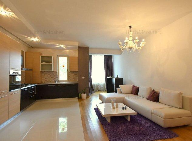 Apartament de lux in zona Centrala-Take Ionescu - imaginea 1