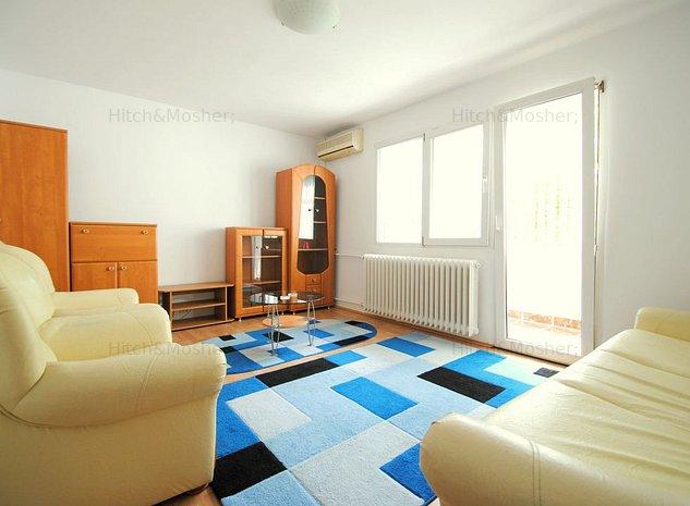 Apartament cu 2 camere de inchiriat, in zona Medicina - imaginea 1