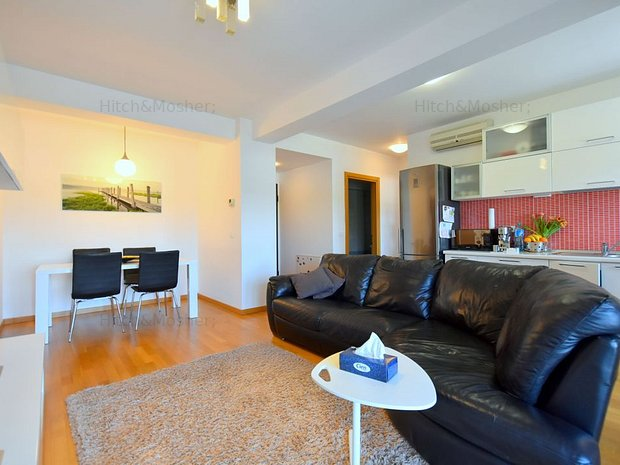 Apartament 4 camere + parcare subterana - zona Aradului - The Ring - imaginea 1