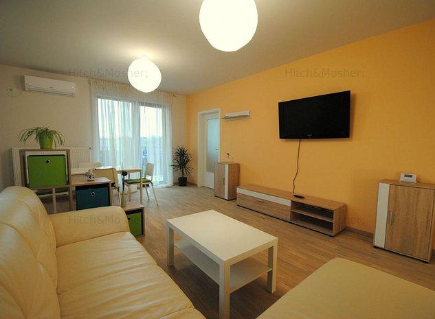 Apartament cu doua camere de vanzare - zona Buziasului - imaginea 1