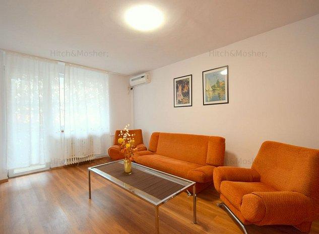 Apartament cu 4 camere de inchiriat - zona Piata Victoriei - imaginea 1