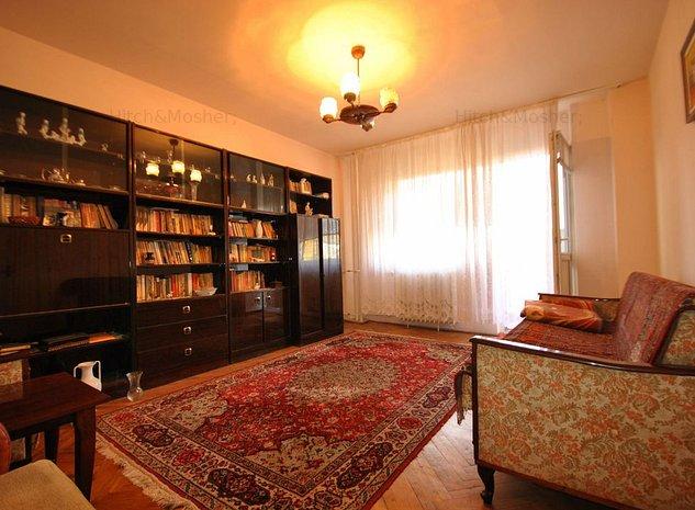 3 camere, decomandat, etajul 3, langa Iulius Town - imaginea 1