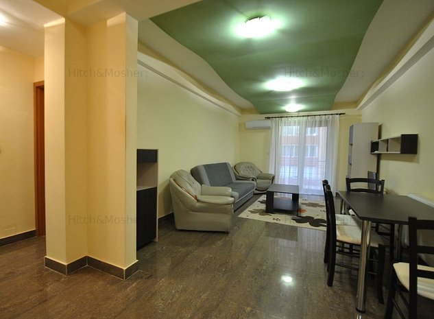De inchiriat apartament spatios cu 2 camere - imaginea 1
