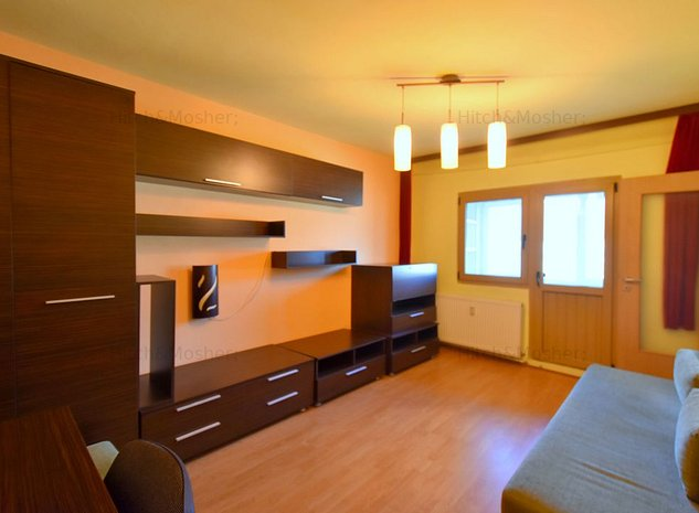 Apartament 1 camera vanzare - zona Telegrafului - imaginea 1