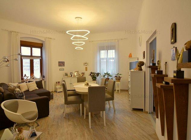 Apartament spatios - zona Piata Maria - imaginea 1