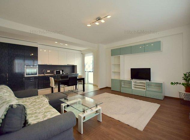 Apartament 2 camere de inchiriat - zona Lipovei-Rivendelle - imaginea 1