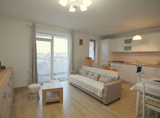Apartament cu 3 camere, constructie noua- Girocului - imaginea 1