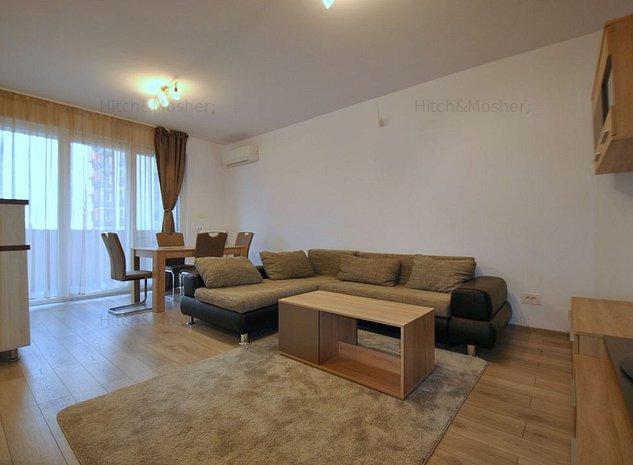 2 camere de inchiriat, cu parcare subterana, in zona Aradului - imaginea 1