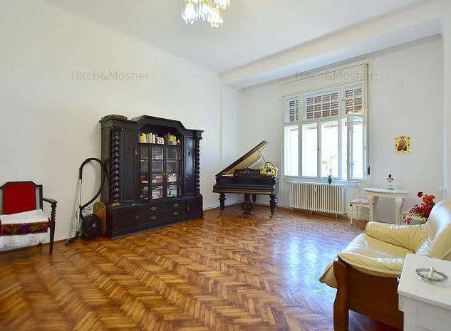 Apartament cu 3 camere - Piata Victoriei - imaginea 1