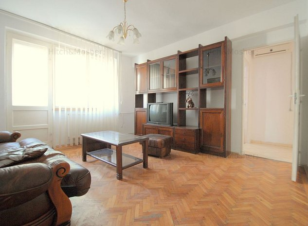Apartament Foarte Luminos 3 Camere Ultracentral - imaginea 1